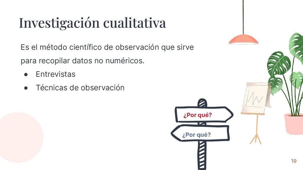 Es el método científico de observación que sirv...