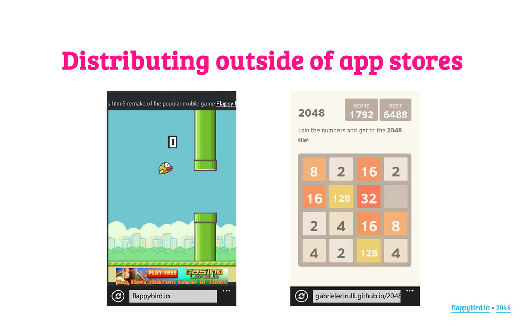 Distributing outside of app stores flappybird.i...