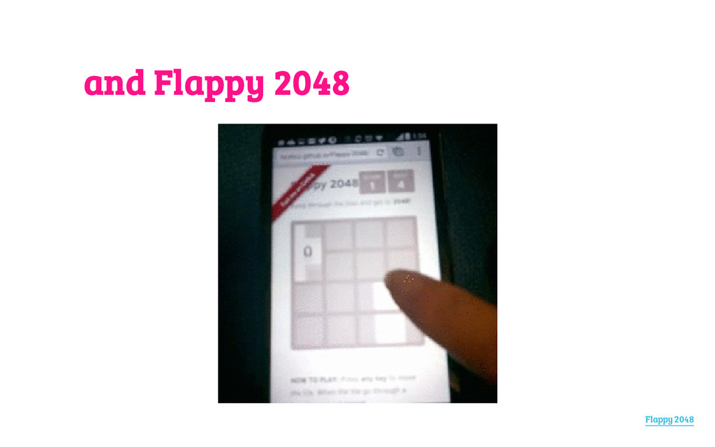 and Flappy 2048 Flappy 2048