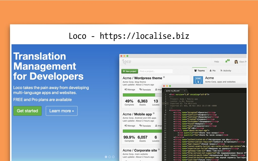 Loco - https://localise.biz