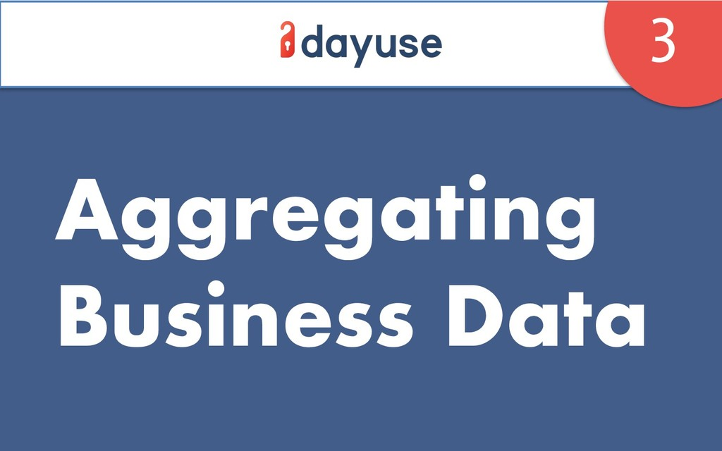 Aggregating Business Data 3