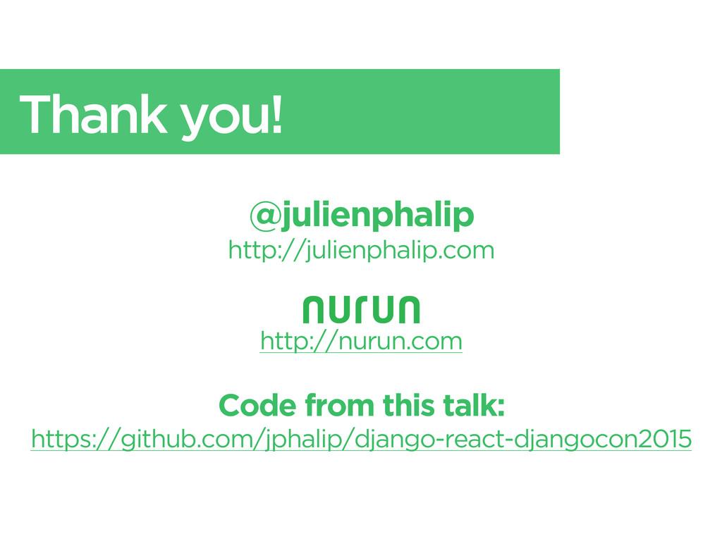 @julienphalip http://julienphalip.com http://nu...