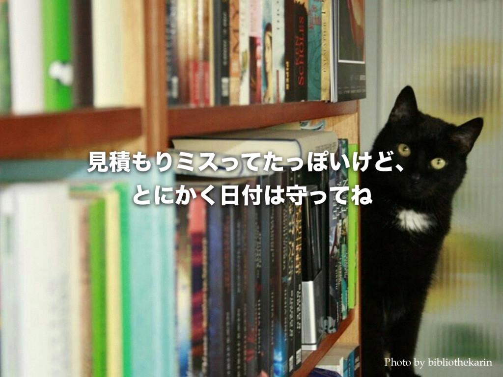 ݟੵΓϛεͬͯͨͬΆ͍͚Ͳɺ ͱʹ͔͘कͬͯͶ Photo by bibliothe...