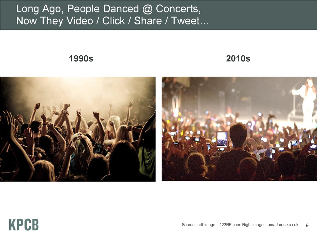 Long Ago, People Danced @ Concerts, Now They Vi...