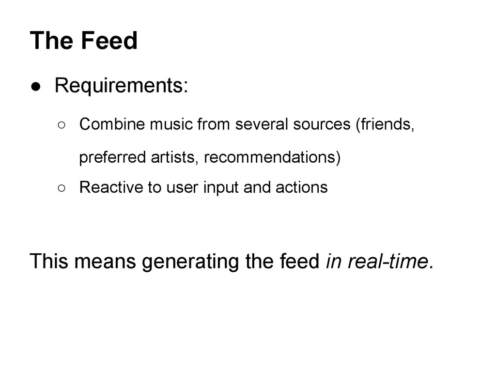 ● Requirements: ○ Combine music from several so...