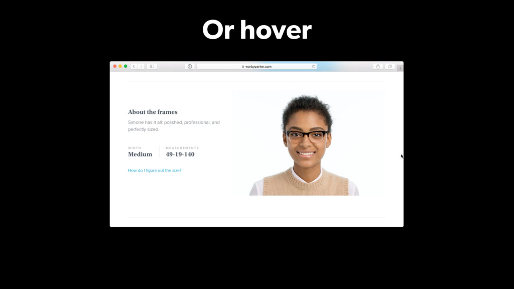 Or hover