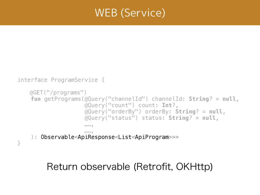 WEB (Service) 3FUVSOPCTFSWBCMF 3FUSPpU0,)UU...