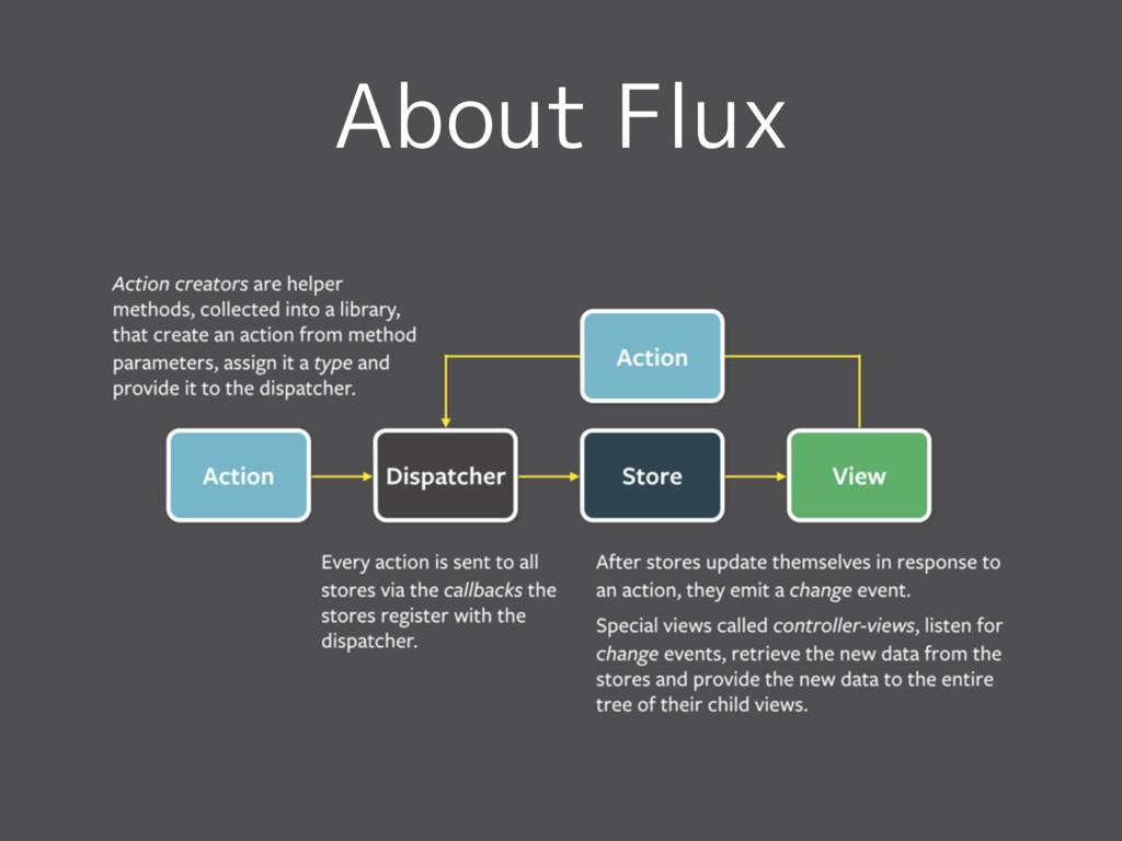 About Flux