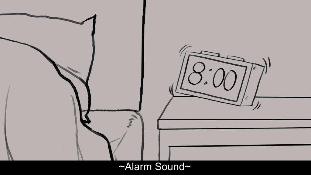 ~Alarm Sound~