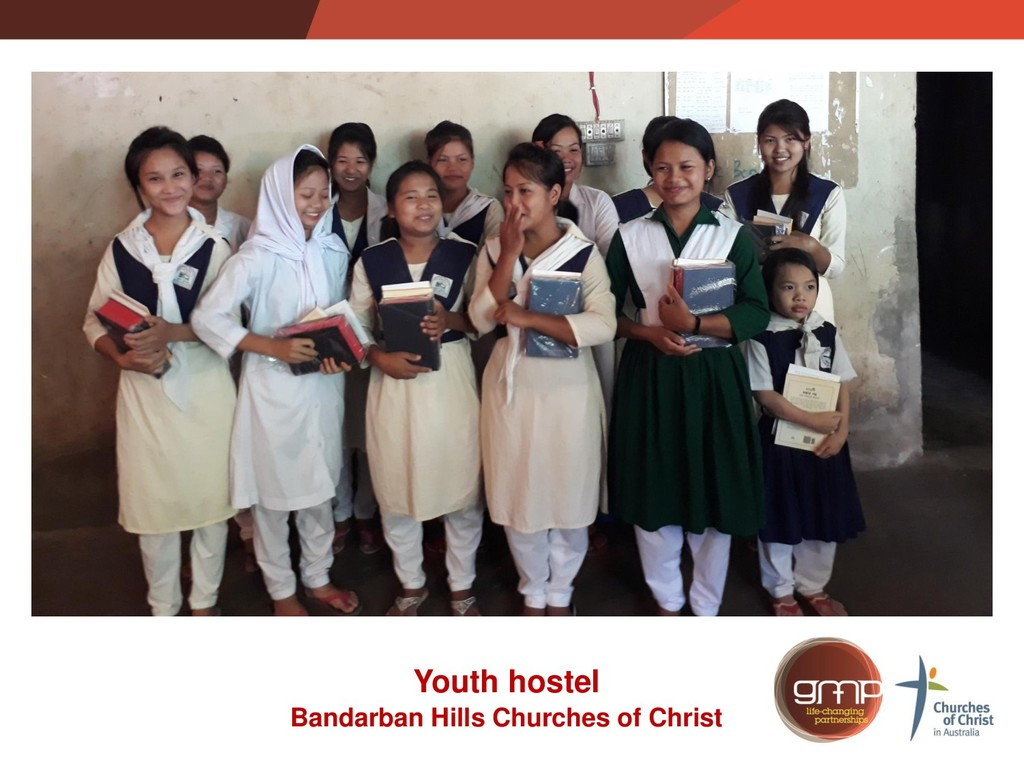 Bandarban Hills Churches of Christ Youth hostel