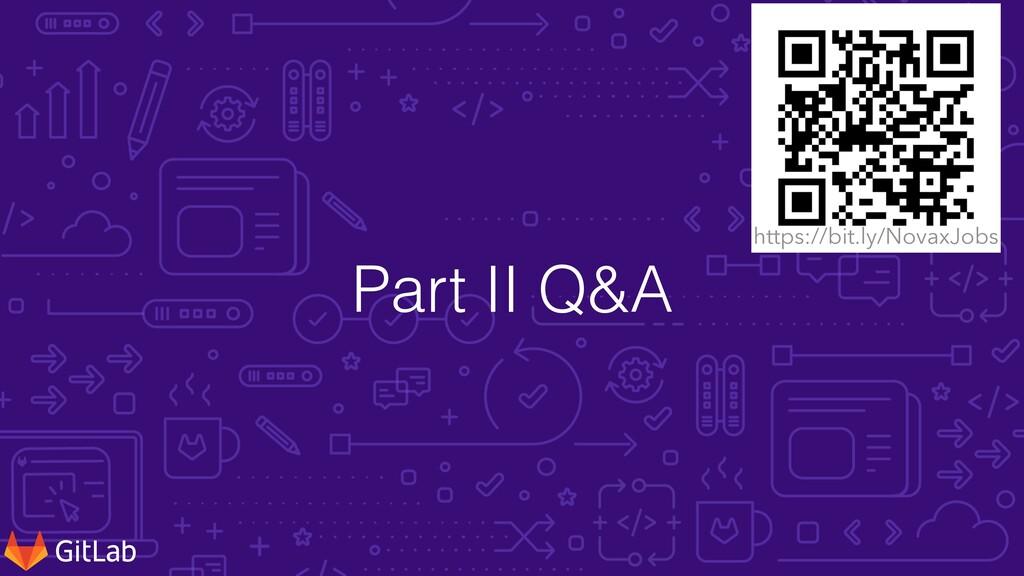 Part II Q&A https://bit.ly/NovaxJobs