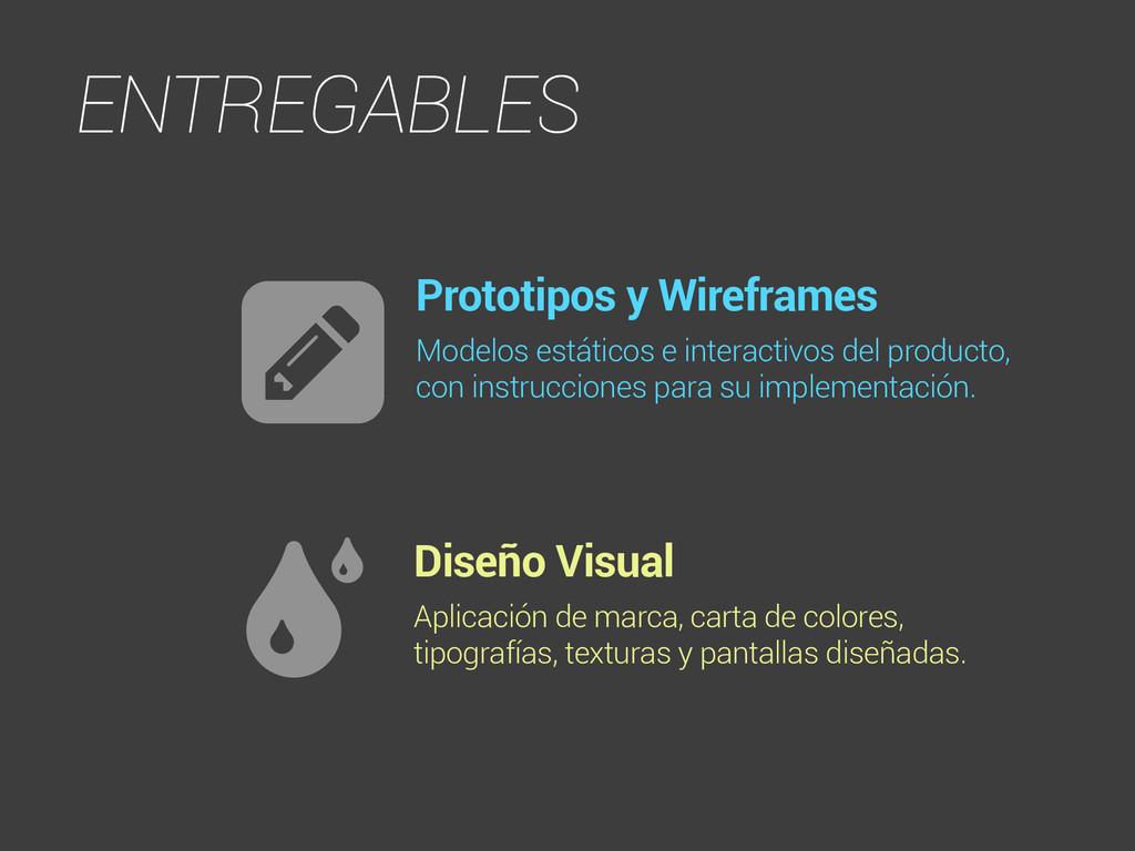 Prototipos y Wireframes Modelos estáticos e int...