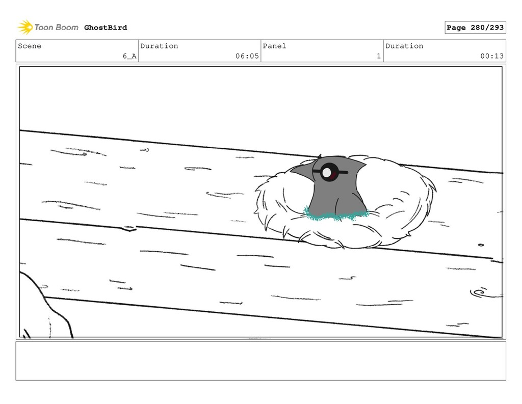 Scene 6_A Duration 06:05 Panel 1 Duration 00:13...