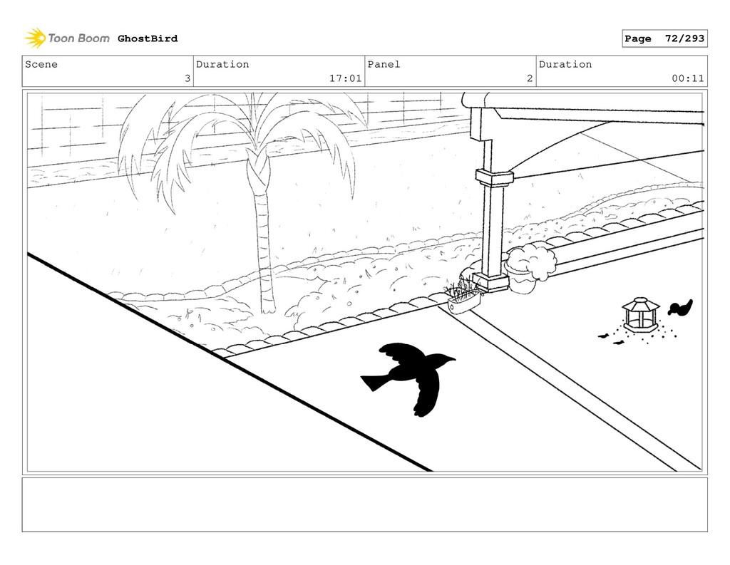 Scene 3 Duration 17:01 Panel 2 Duration 00:11 G...