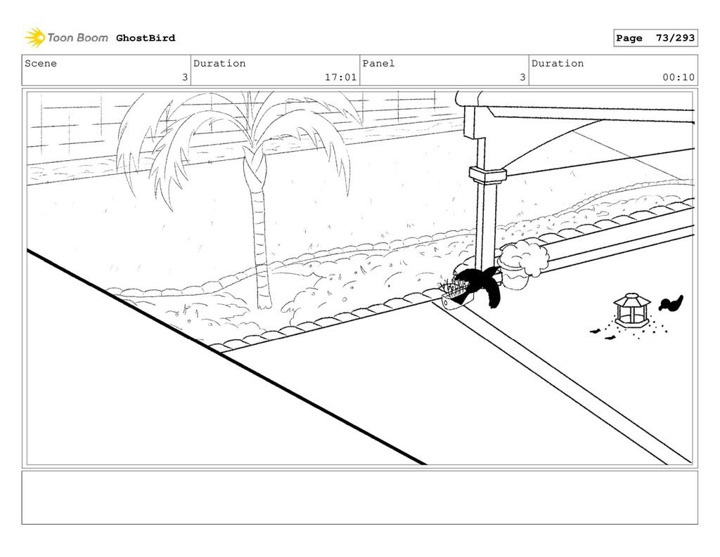 Scene 3 Duration 17:01 Panel 3 Duration 00:10 G...