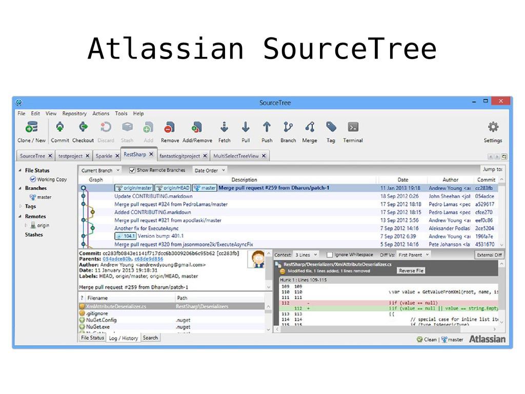 Atlassian SourceTree