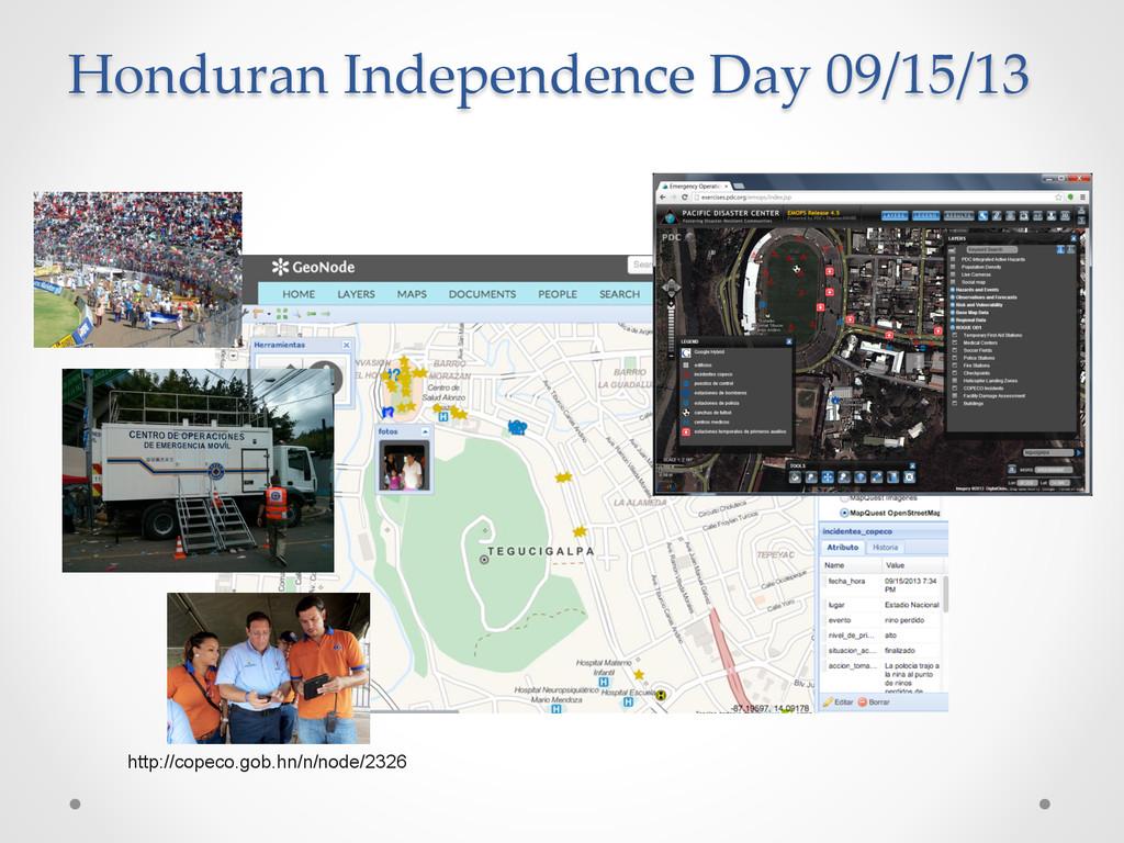 Honduran Independence Day 09/15/13 http://...