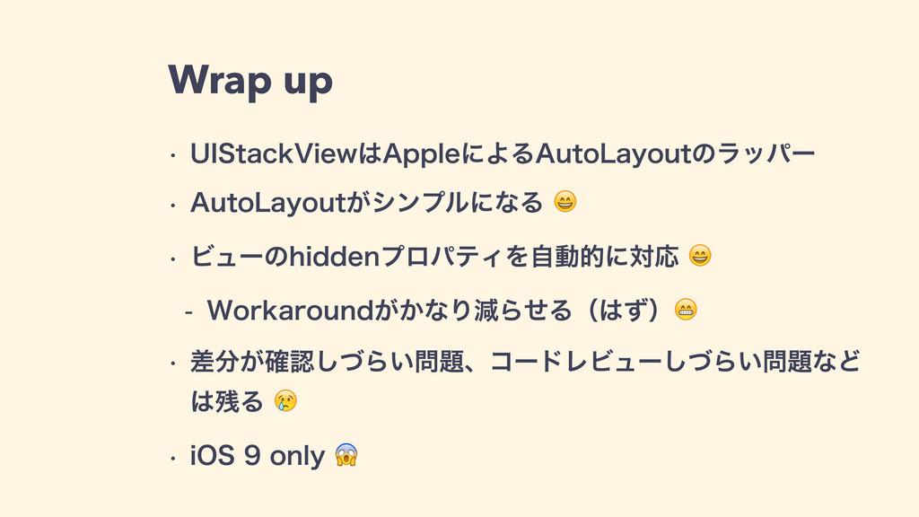 "Wrap up w 6*4UBDL7JFX""QQMFʹΑΔ""VUP-BZPVUͷϥούʔ ..."