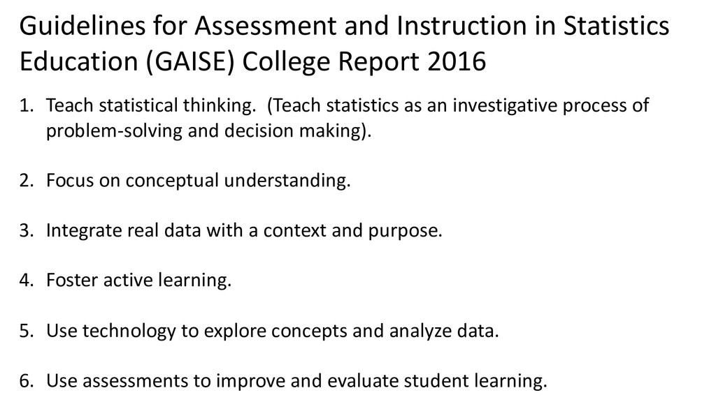 Guidelines for Assessment and Instruction in St...