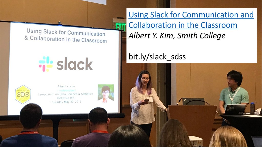Using Slack for Communication and Collaboration...