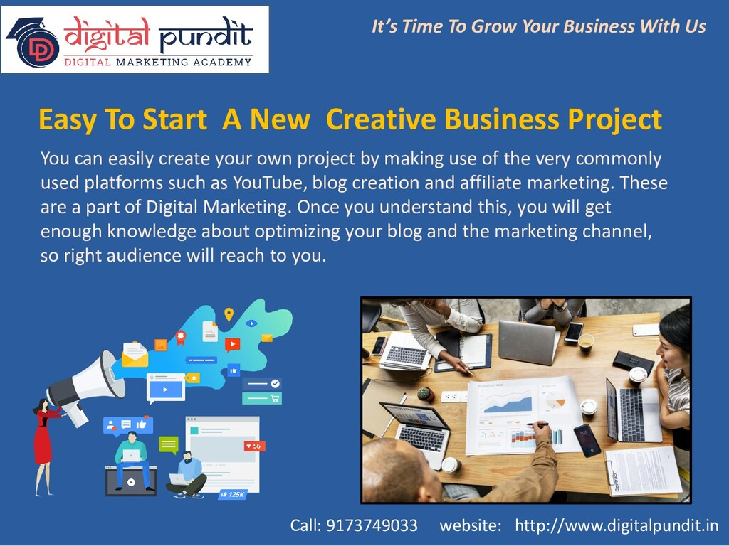 Easy To Start A New Creative Business Project I...