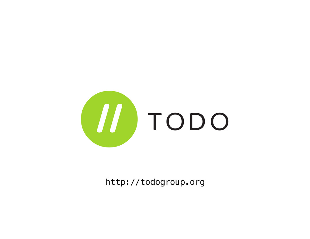 http://todogroup.org