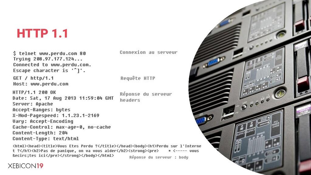HTTP 1.1