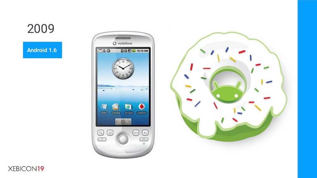 2009 Android 1.6