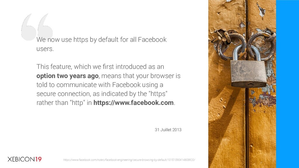 We now use https by default for all Facebook us...