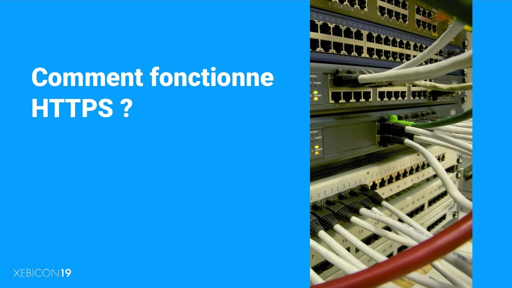 Comment fonctionne HTTPS ?