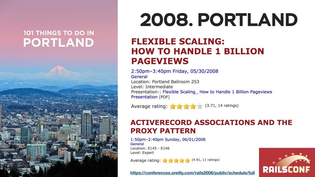 2008. PORTLAND https://conferences.oreilly.com/...