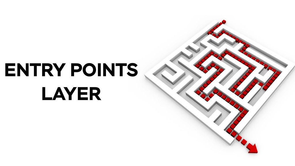 ENTRY POINTS LAYER