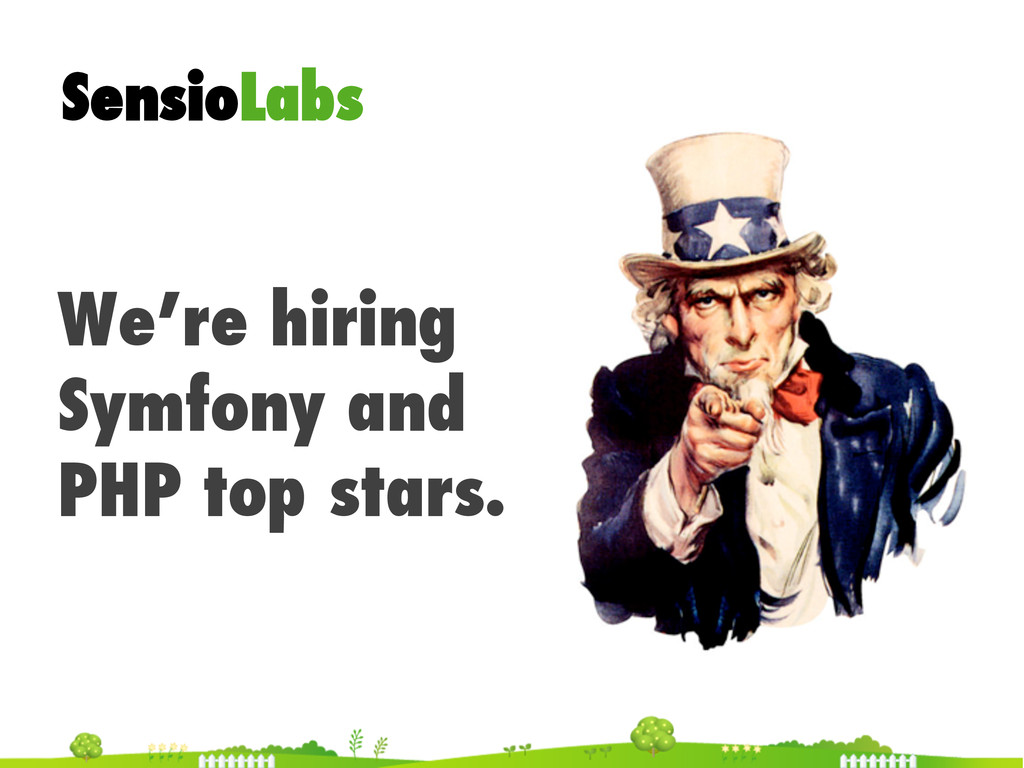 SensioLabs We're hiring Symfony and PHP top sta...