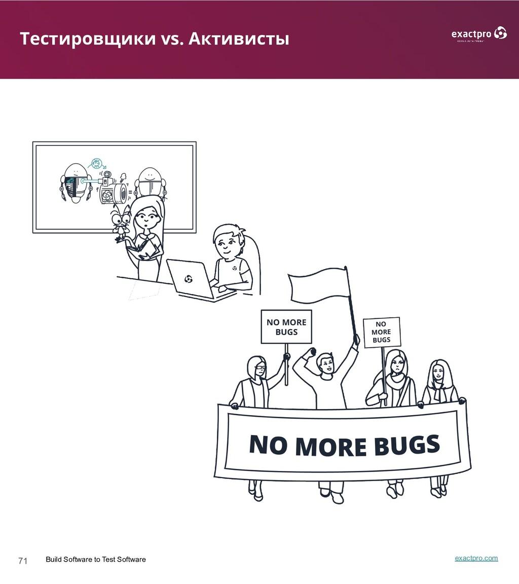 71 Build Software to Test Software exactpro.com...