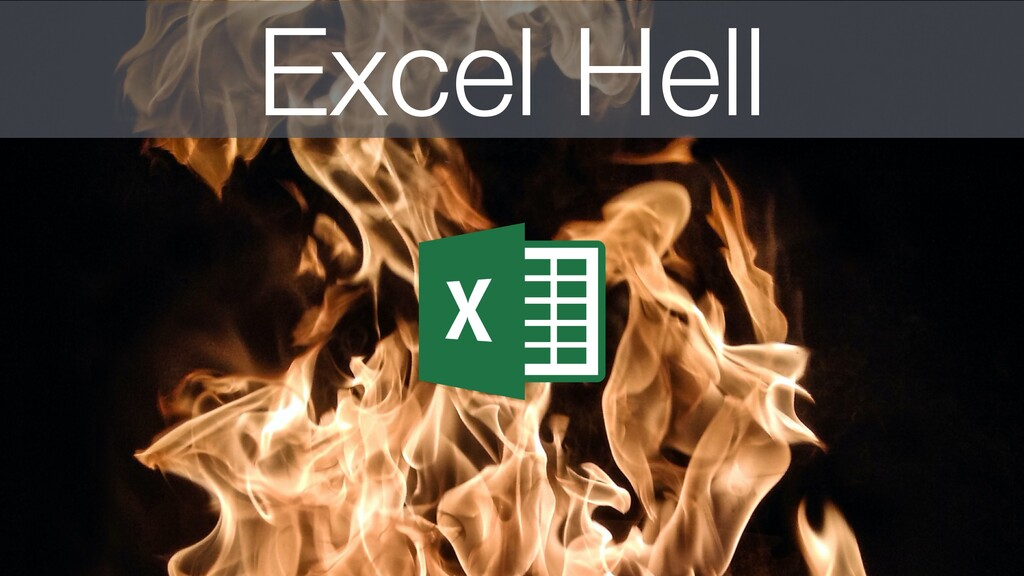 Excel Hell