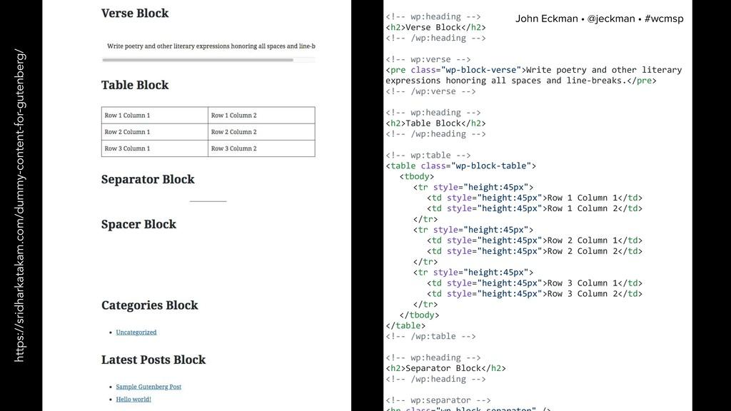 <!-- wp:heading --> <h2>Verse Block</h2> <!-- /...