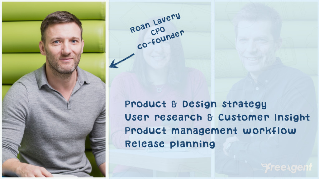 Roan Lavery CPO co-founder Product & Design str...