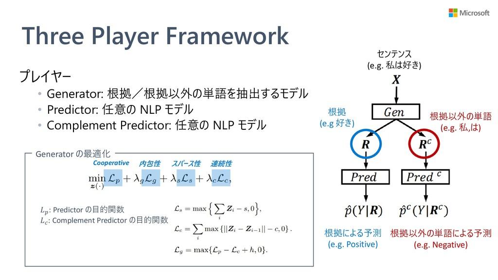 Three Player Framework プレイヤー • Generator: 根拠/根拠...