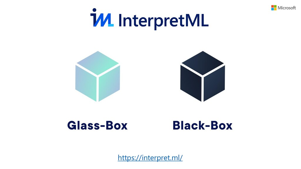https://interpret.ml/