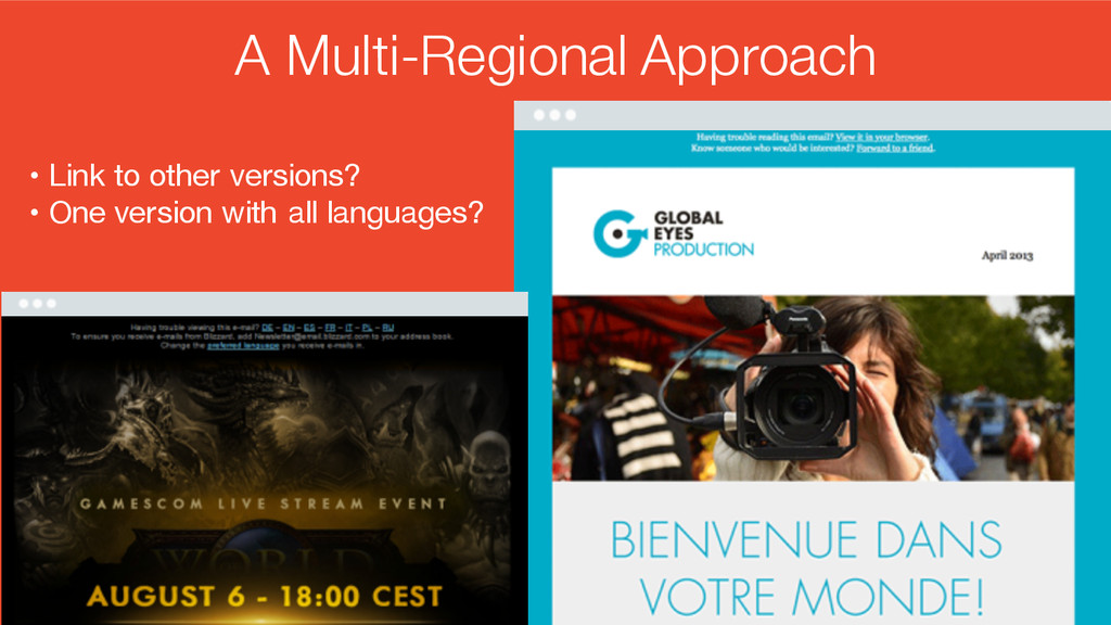 A Multi-Regional Approach • Link to other versi...