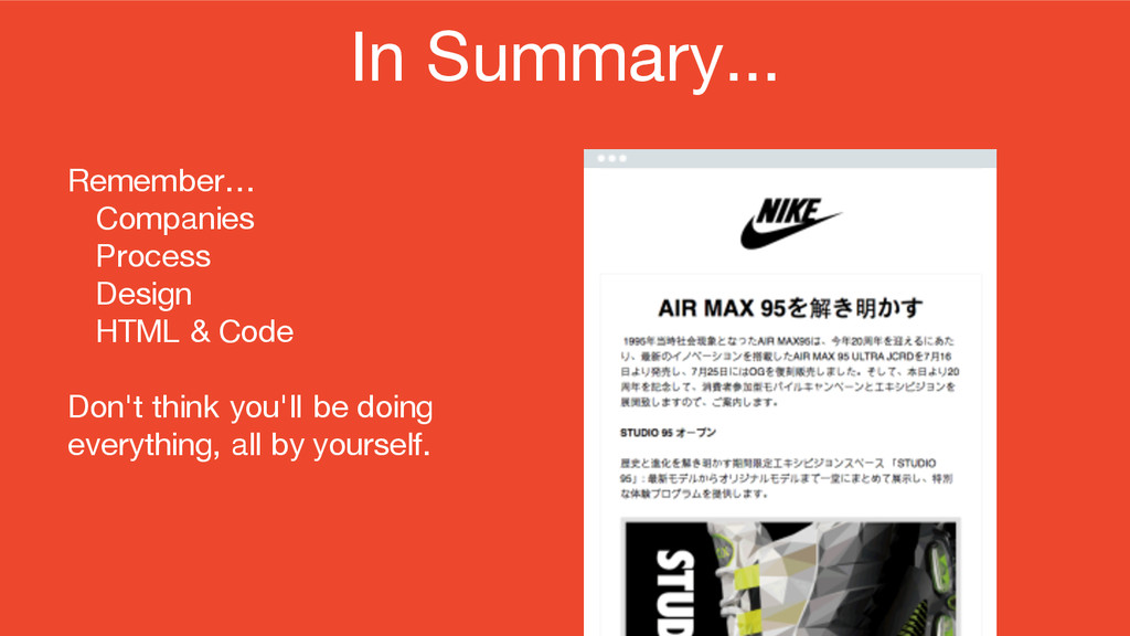 Remember… Companies Process Design HTML & Code ...