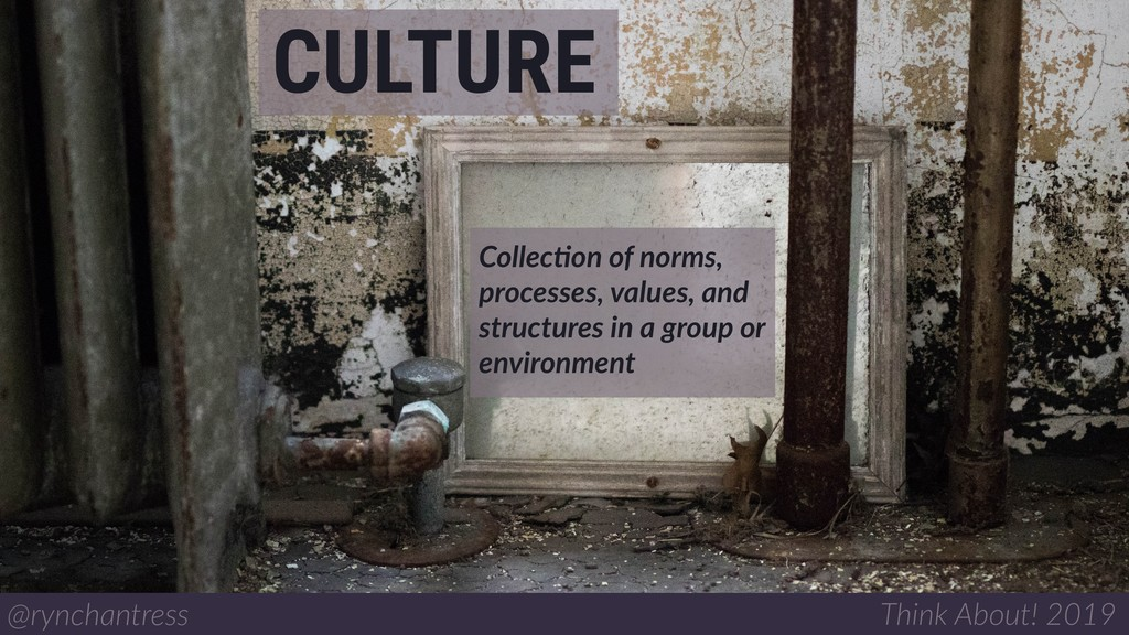 CULTURE @rynchantress Think About! 2019 Collec<...