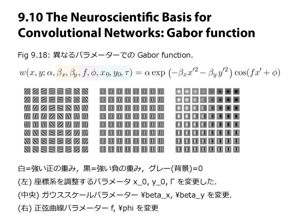 9.10 The Neuroscientific Basis for Convolutiona...