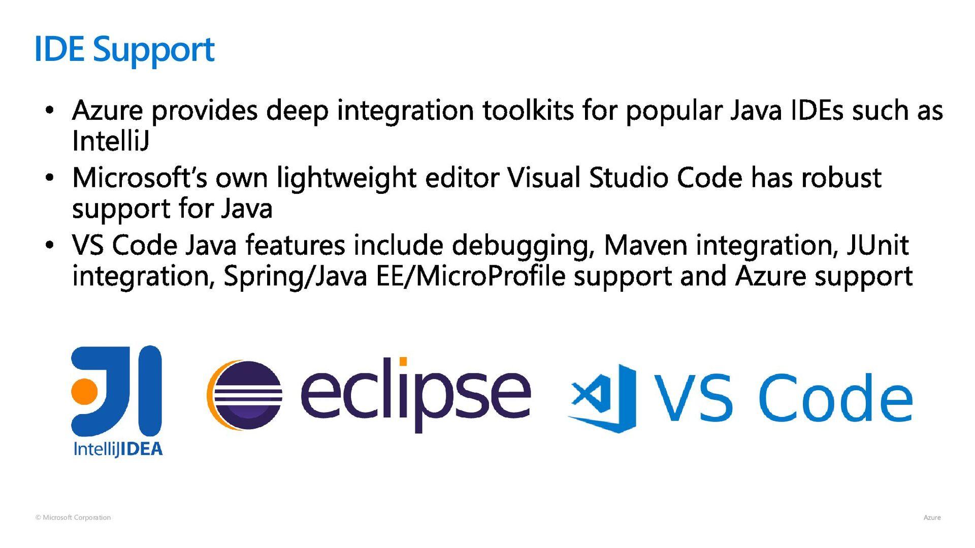 © Microsoft Corporation Solution Samples