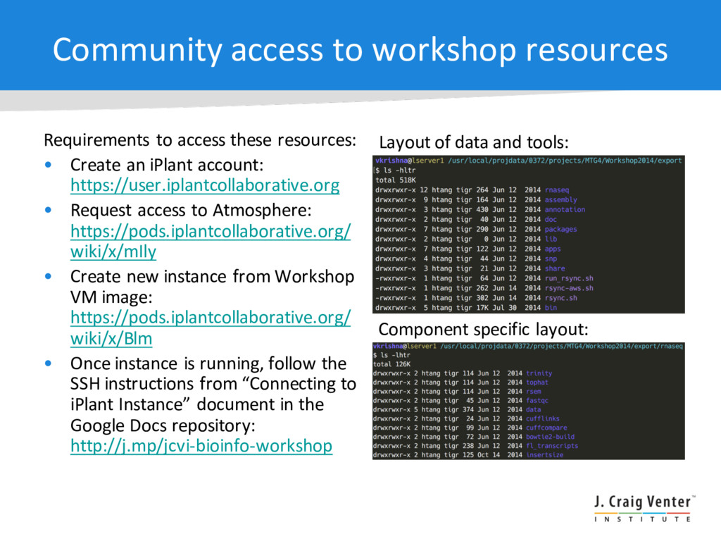 Requirements to access these resources: • Creat...