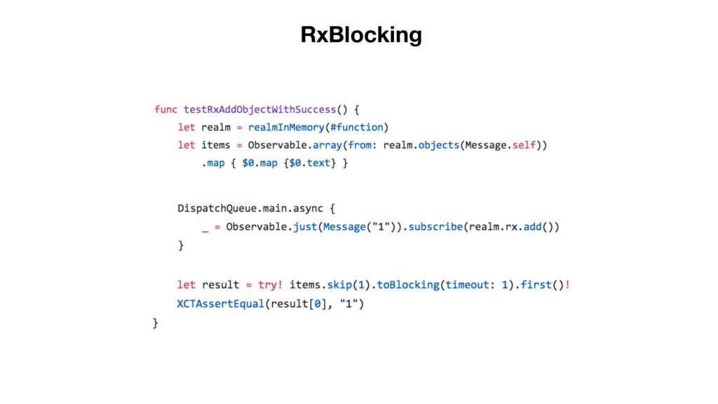 RxBlocking