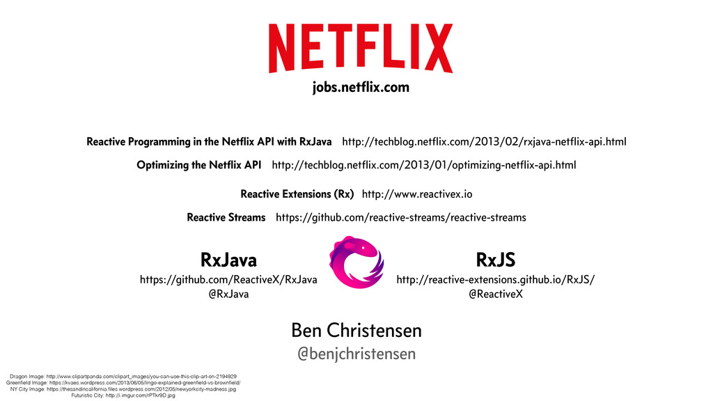 Reactive Programming in the Netflix API with RxJ...