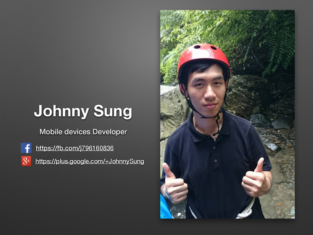 Johnny Sung https://fb.com/j796160836 Mobile de...