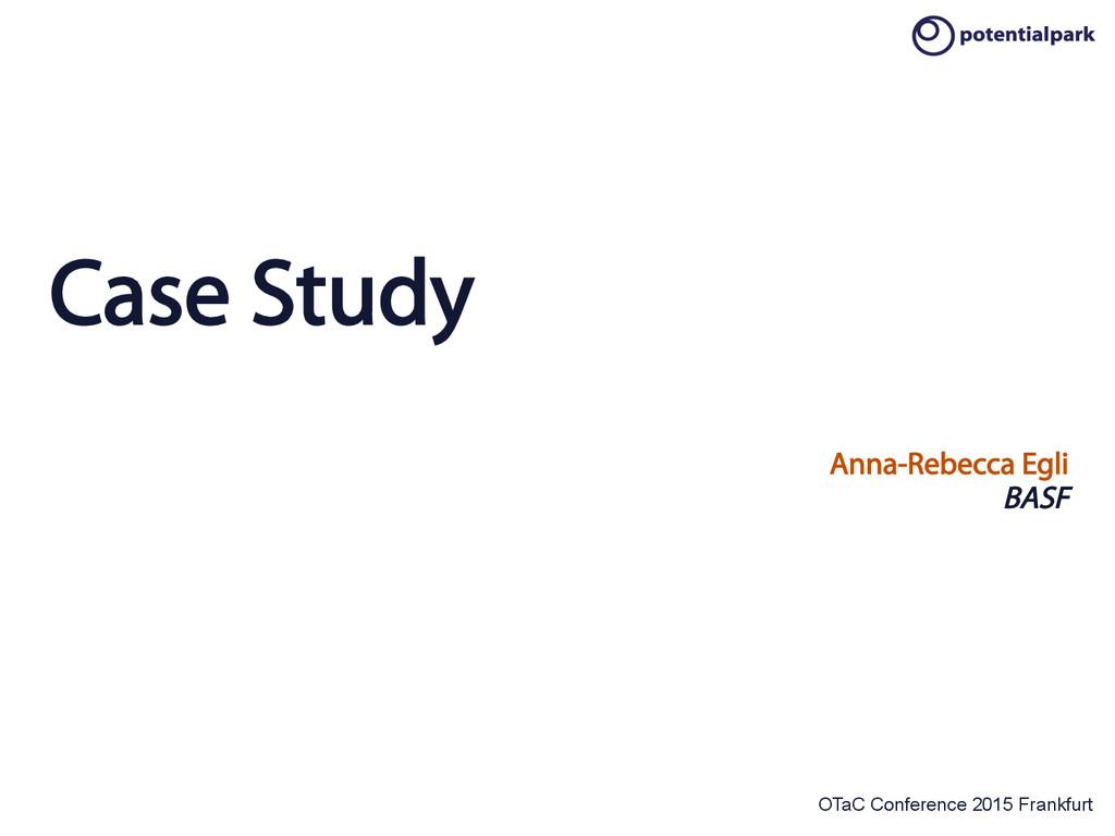 OTaC Conference 2015 Frankfurt Case Study Anna-...