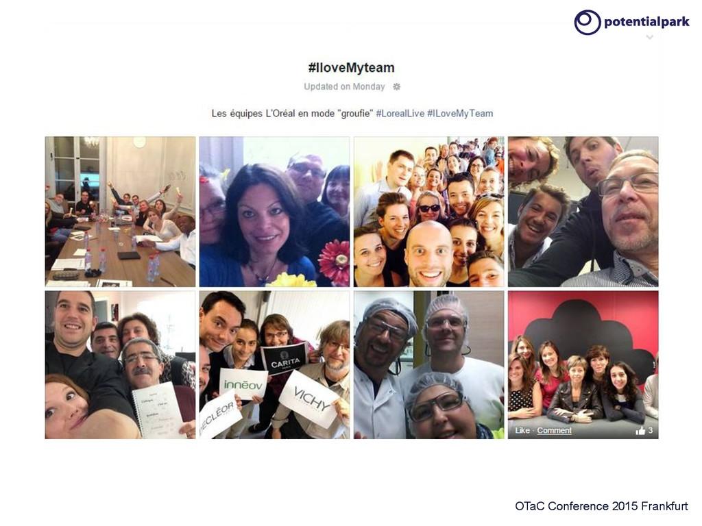 OTaC Conference 2015 Frankfurt OTaC Conference ...